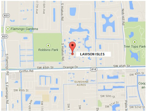 lawson Isles Davie Florida